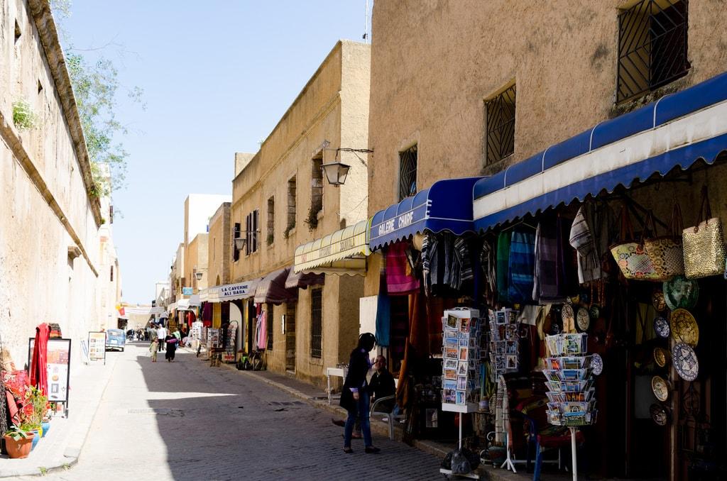 El Jadida shops