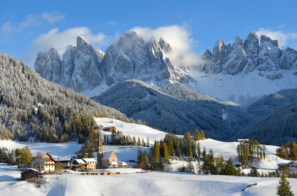 Reasons You Should Visit Italy In The Winter - Italy in the winter