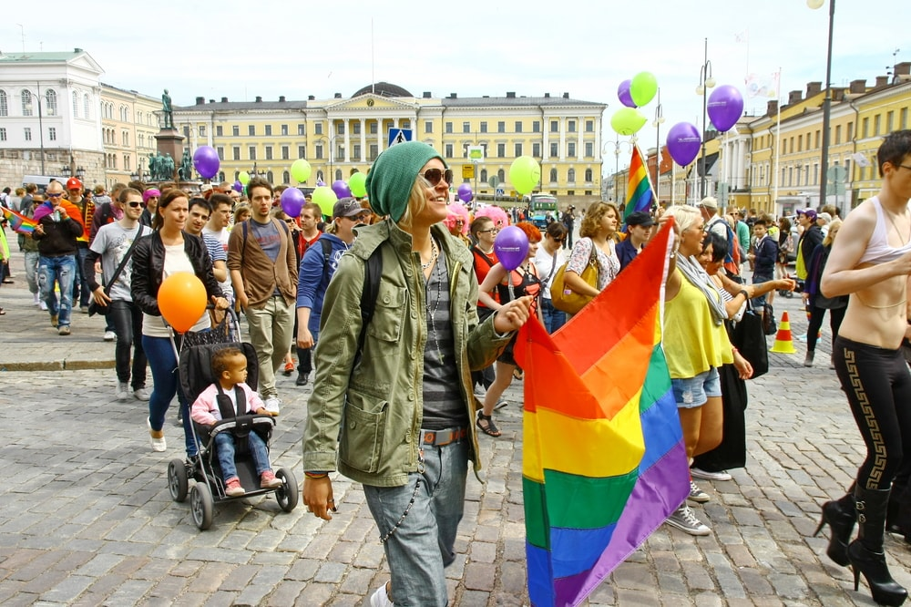 Helsinki Gay Pride Festival, Finland | © elina/Shutterstock