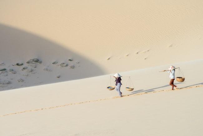 The white sand dunes of Mui Ne, Vietnam | © Det-anan/Shutterstock