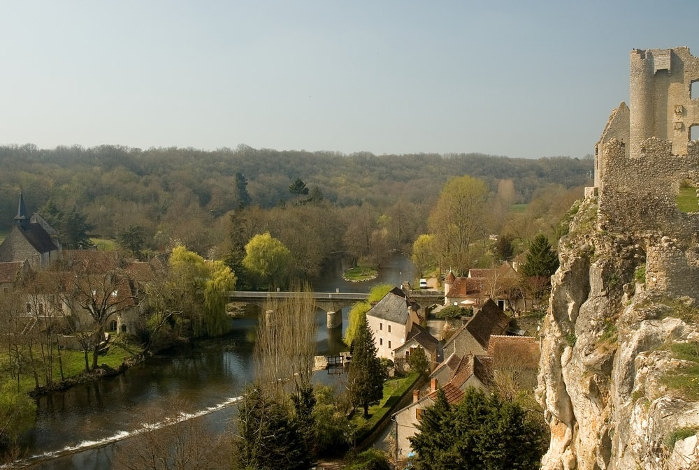 Angles-sur-l'Anglin, France | © Alain PITAULT/Shutterstock