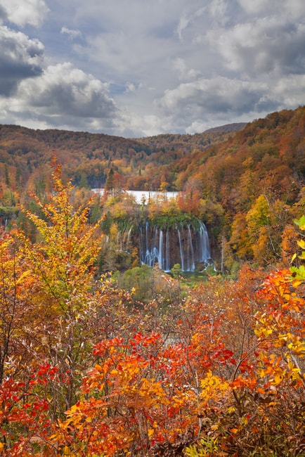 Plitvice lakes of Croatia | © stjepann/Shutterstock