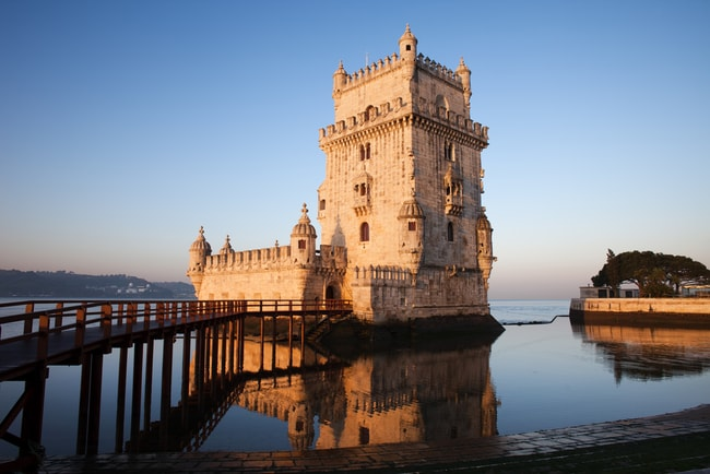 Belem Tower in Portugal | © Artur Bogacki/Shutterstock