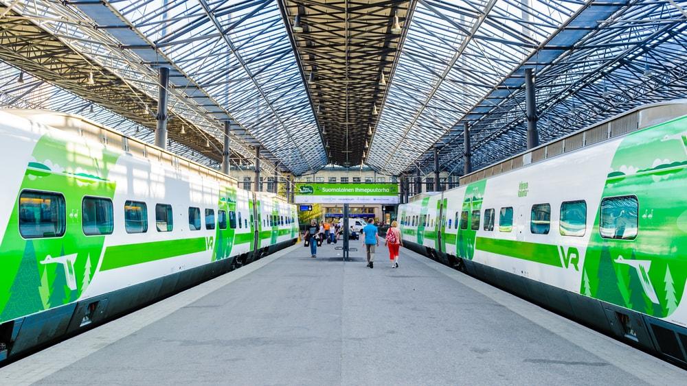 Helsinki Central Train Station, Finland | © Anton_Ivanov/Shutterstock