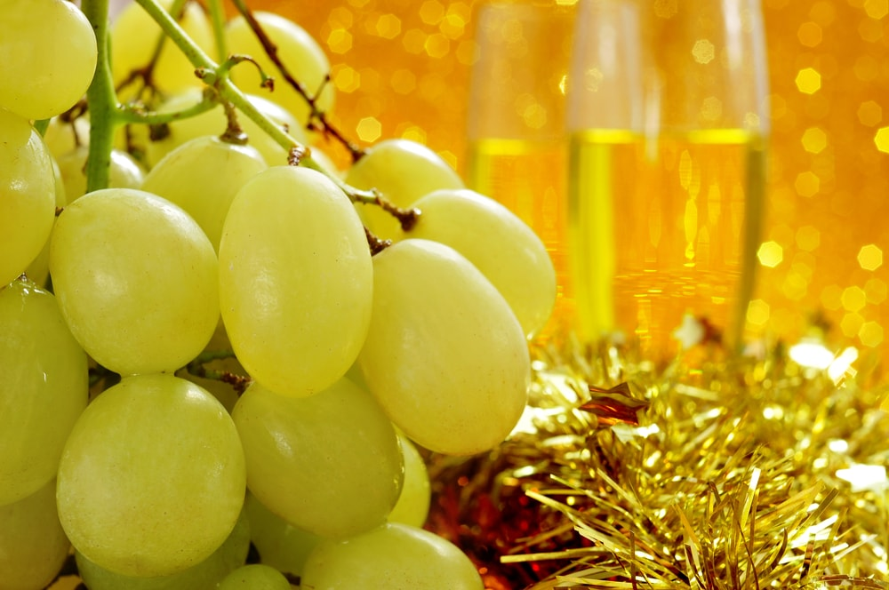 Grapes for New Years Eve is Spain | © nito/Shutterstock
