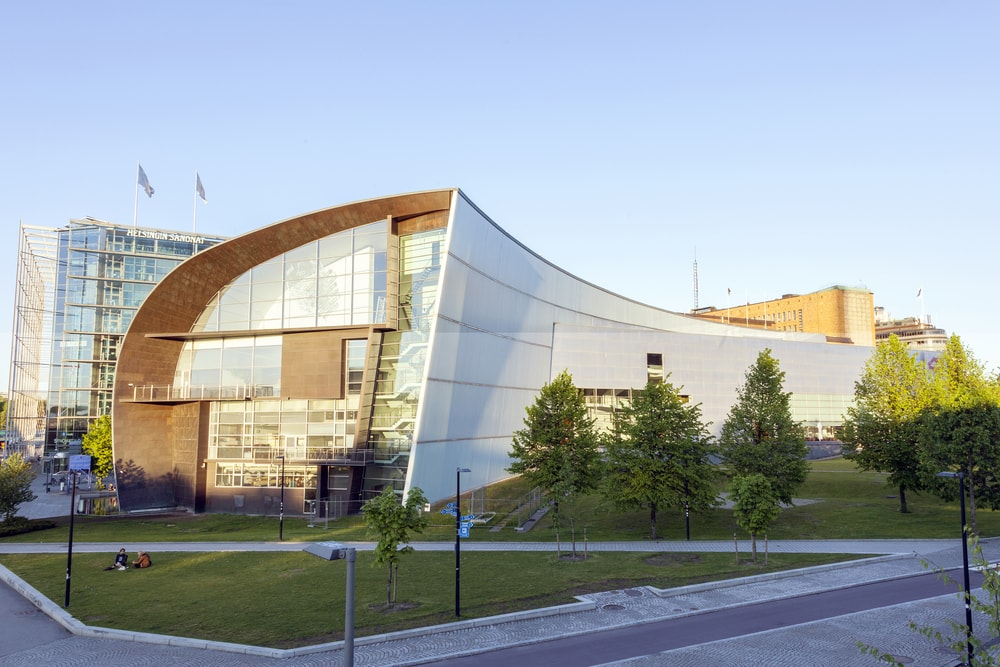 Kiasma Museum for Modern Art, Helsinki | © Anton Havelaar/Shutterstock