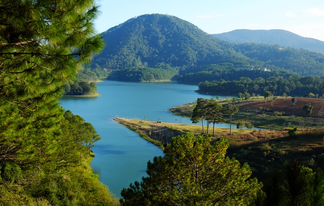 The Da Lat region of Vietnam | © xuanhuongho/Shutterstock