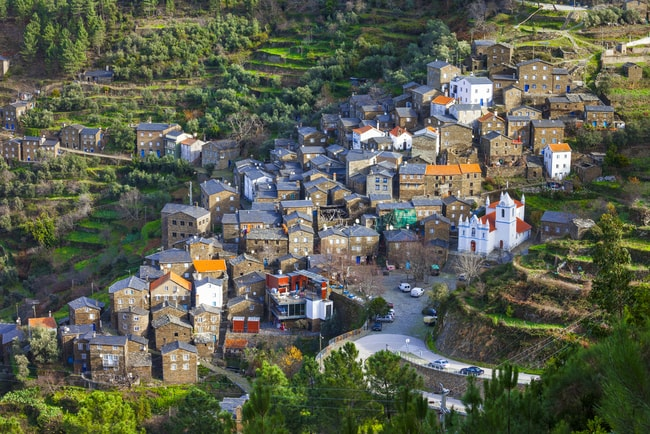 Mountain village of Píodão | © loeks/Shutterstock