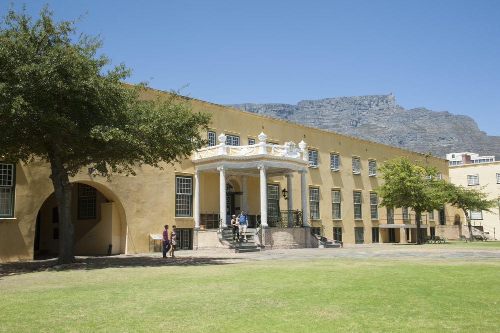 Castle of Good Hope | © Peter Titmuss / Shutterstock