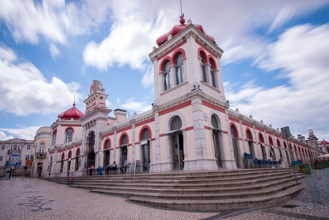 The market of Loule city, Portugal | © Mauro Rodrigues/Shutterstock