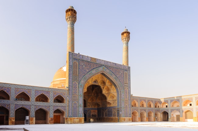 Jameh Mosque, Iran   © Anton_Ivanov/Shutterstock
