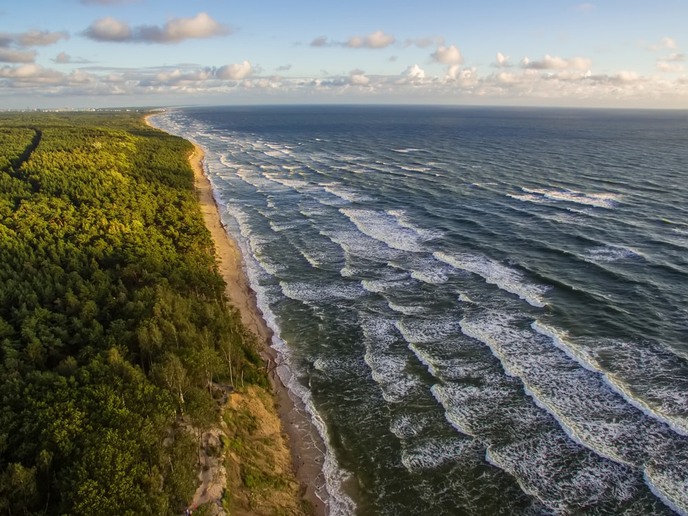 Baltic coast of Lithuania | © krivinis/Shutterstock