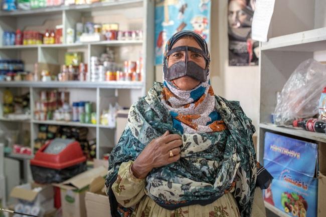 Bandari woman in Iran   © Alexander Mazurkevich/Shutterstock