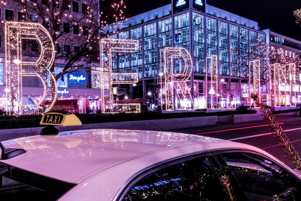 Illuminated Berlin | © Hanohiki/Shutterstock