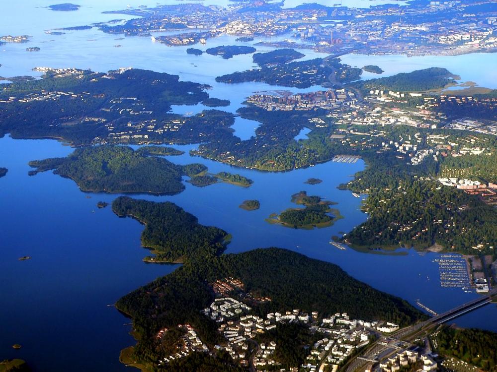 The Helsinki archipelago, Finland | © Dainis Derics/Shutterstock