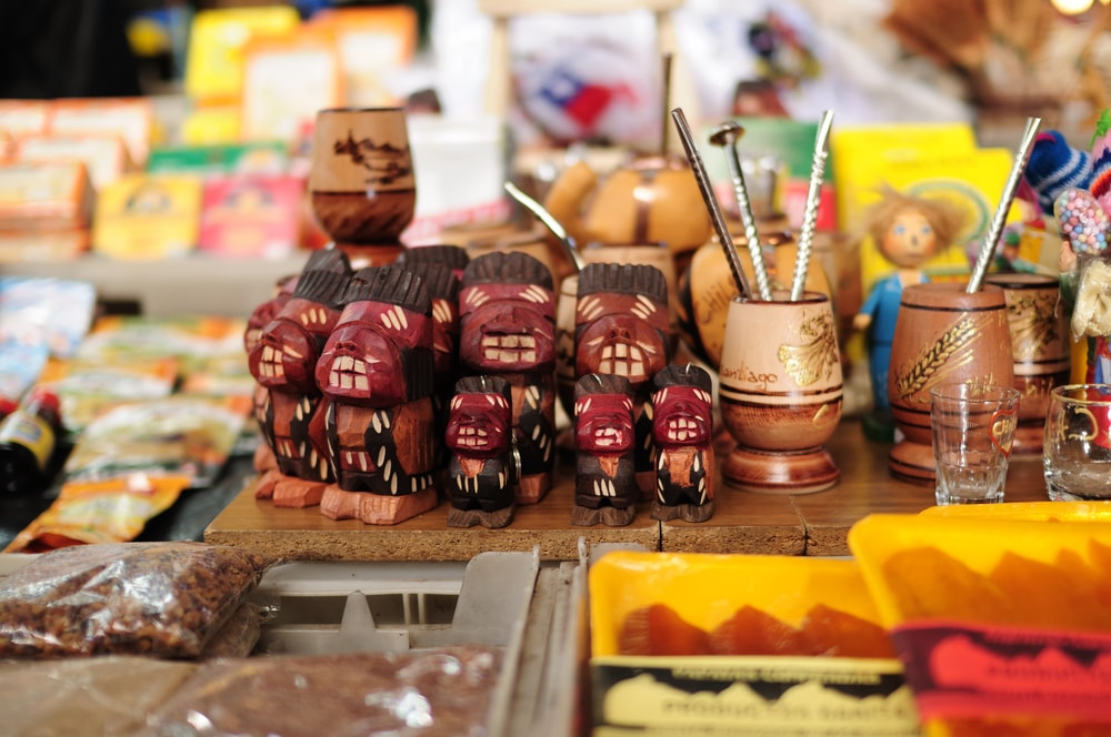 The Best Places To Buy Souvenirs In Santiago