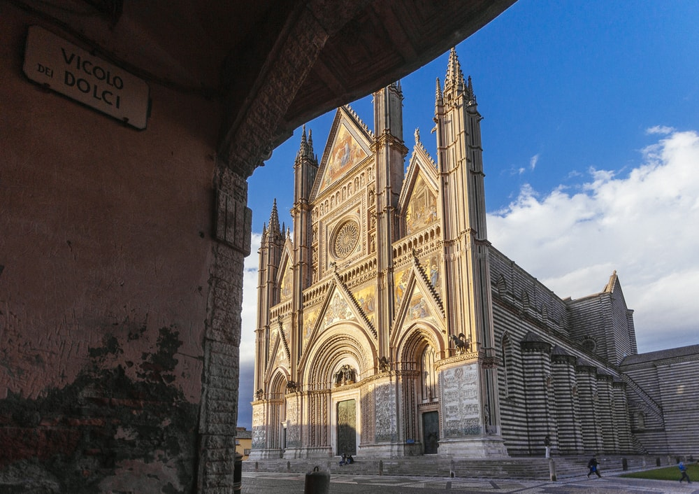 Cathedral of Orvieto, Umbria, Italy | © MeskPhotography/Shutterstock