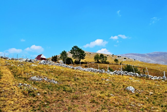 Lukomir in Bosnia and Herzegovina | © tabak lejla/Shutterstock