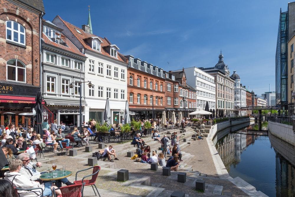 Aarhus, Denmark | © Marc Lechanteur/Shutterstock