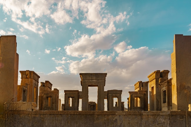 Ancient Ruins of Persepolis   © Catay/Shutterstock