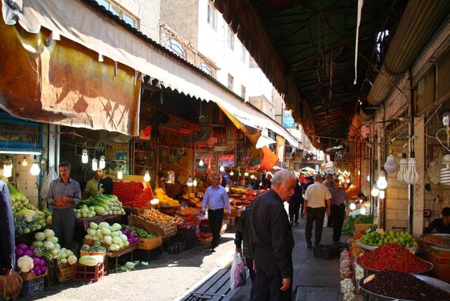 Big Bazaar in Tehran, Iran   © Victor Merino/Shutterstock