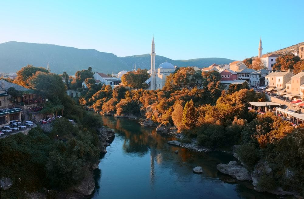 Mostar city in Bosnia & Herzegovina | © Karbol Wanghi/Shutterstock
