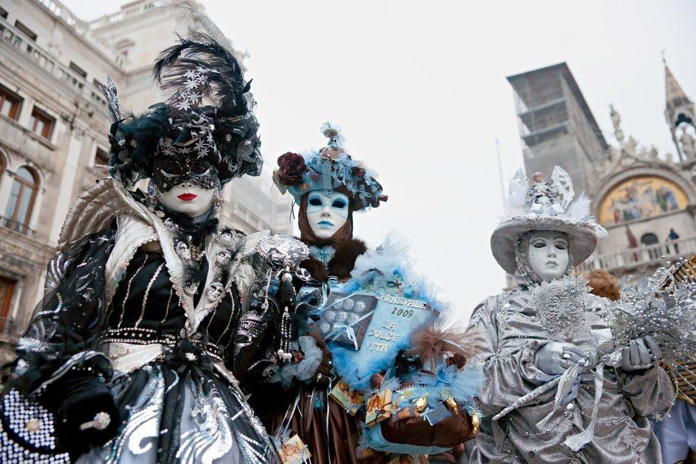 Venice Carnival in February | © Luciano Mortula - LGM/Shutterstock