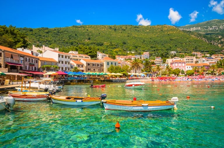 Porto Montenegro Karte.The Top 10 Beautiful Towns In Montenegro