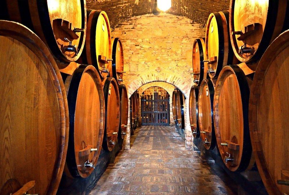Winery in Tuscany, Italy | © Simona Bottone/Shutterstock