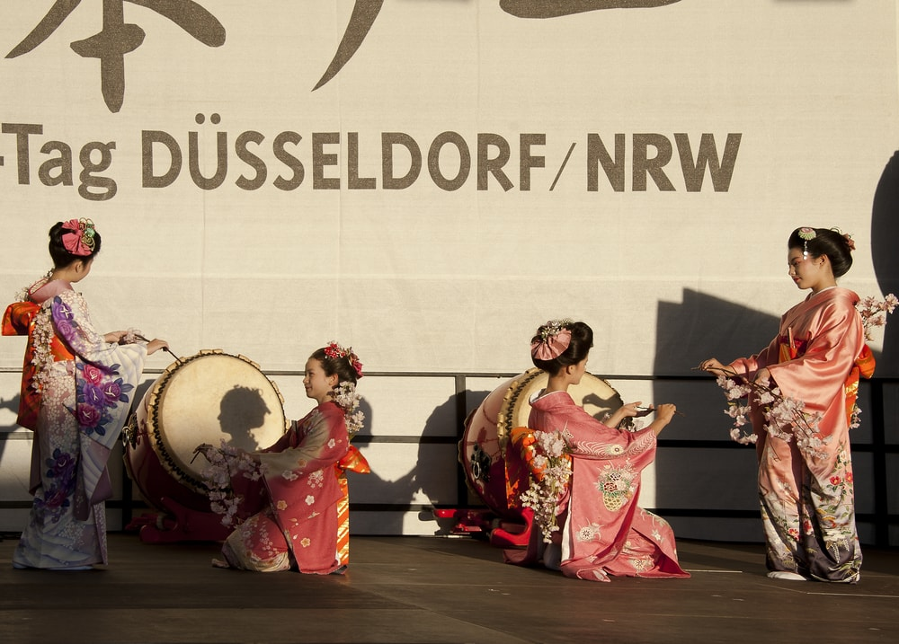 Japan Day festival in Dusseldorf, Germany | © bengy/Shutterstock