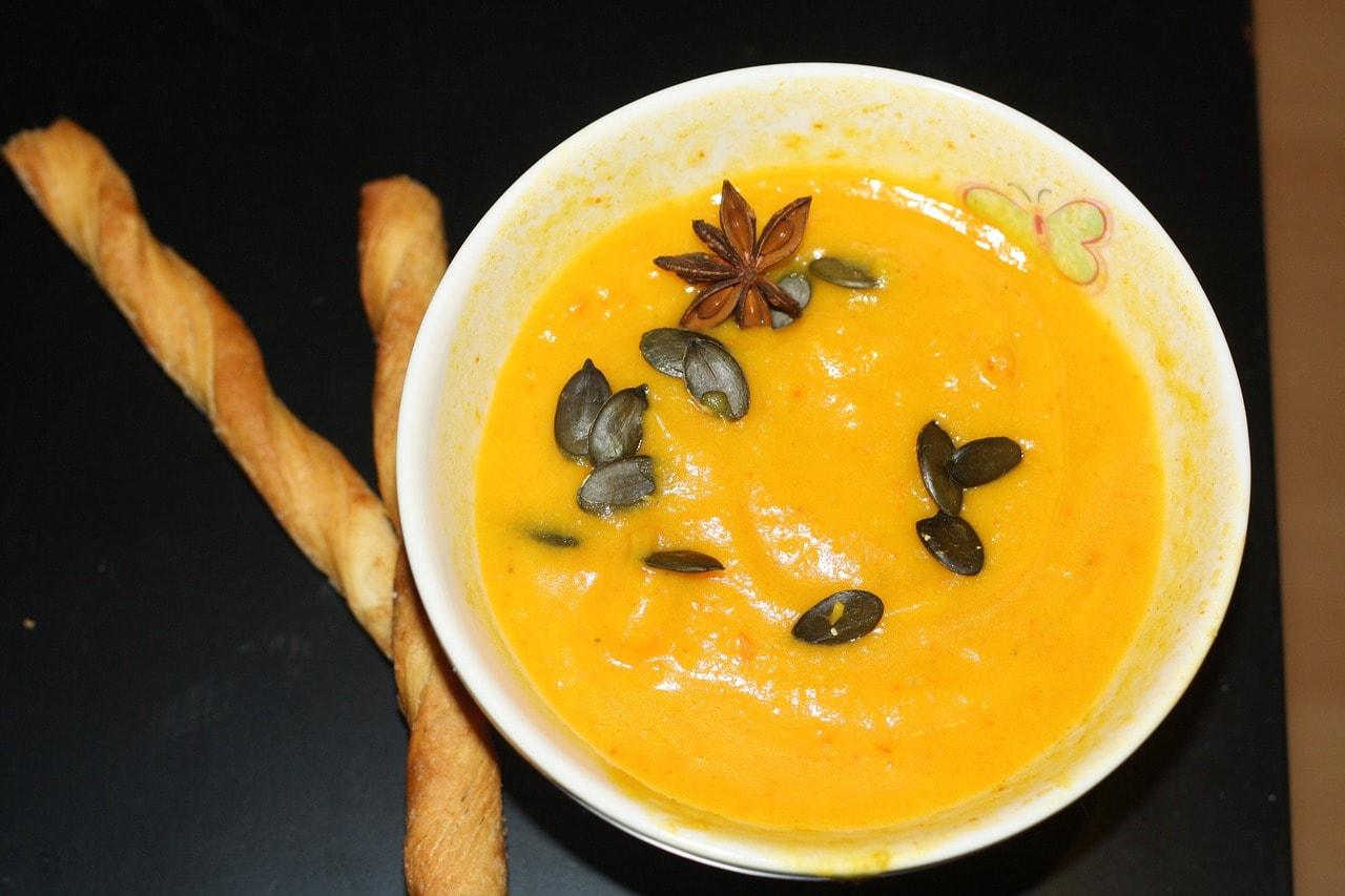 Pumpkin soup | © susannenegele/Pixabay