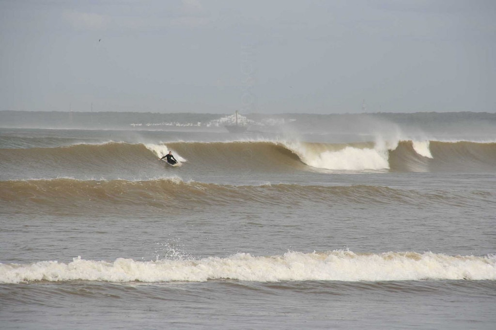 El Jadida surfer