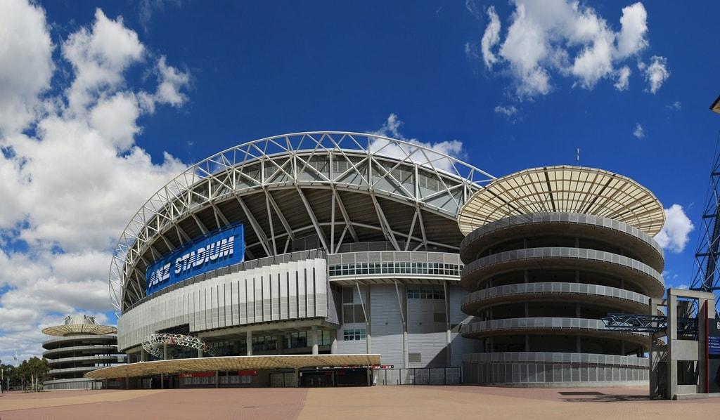 Sydney Olympic Stadium   © Adam JWC/Wikimedia Commons