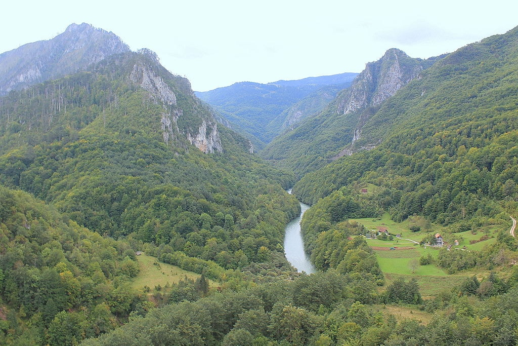 Tara Canyon   © Pather Alexiy/WikiCommons