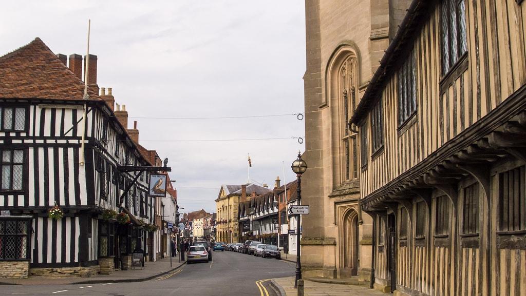 The Falcon, Stratford-upon-Avon