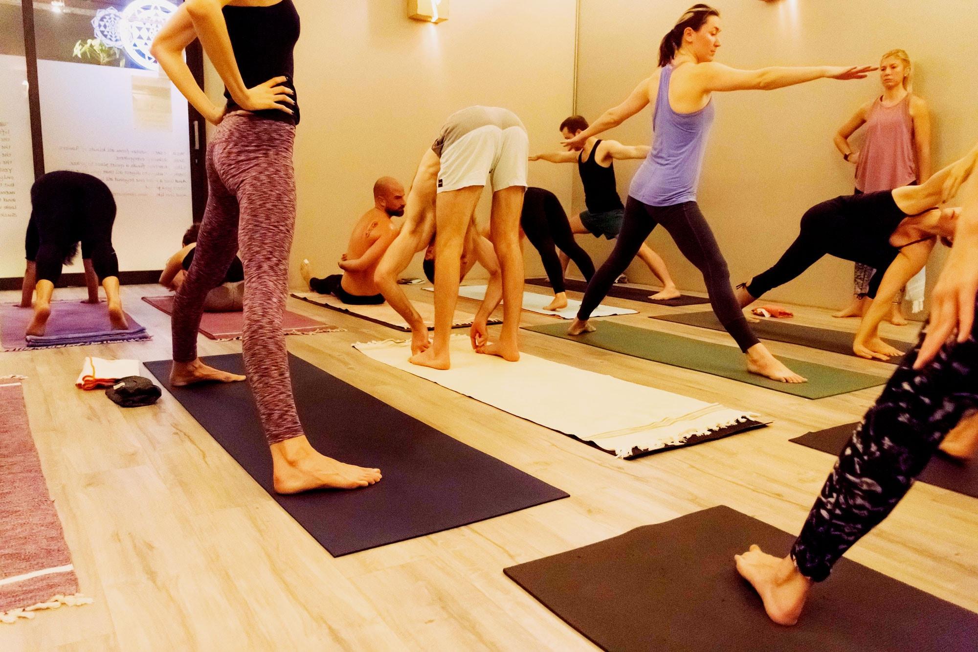 yoga k road