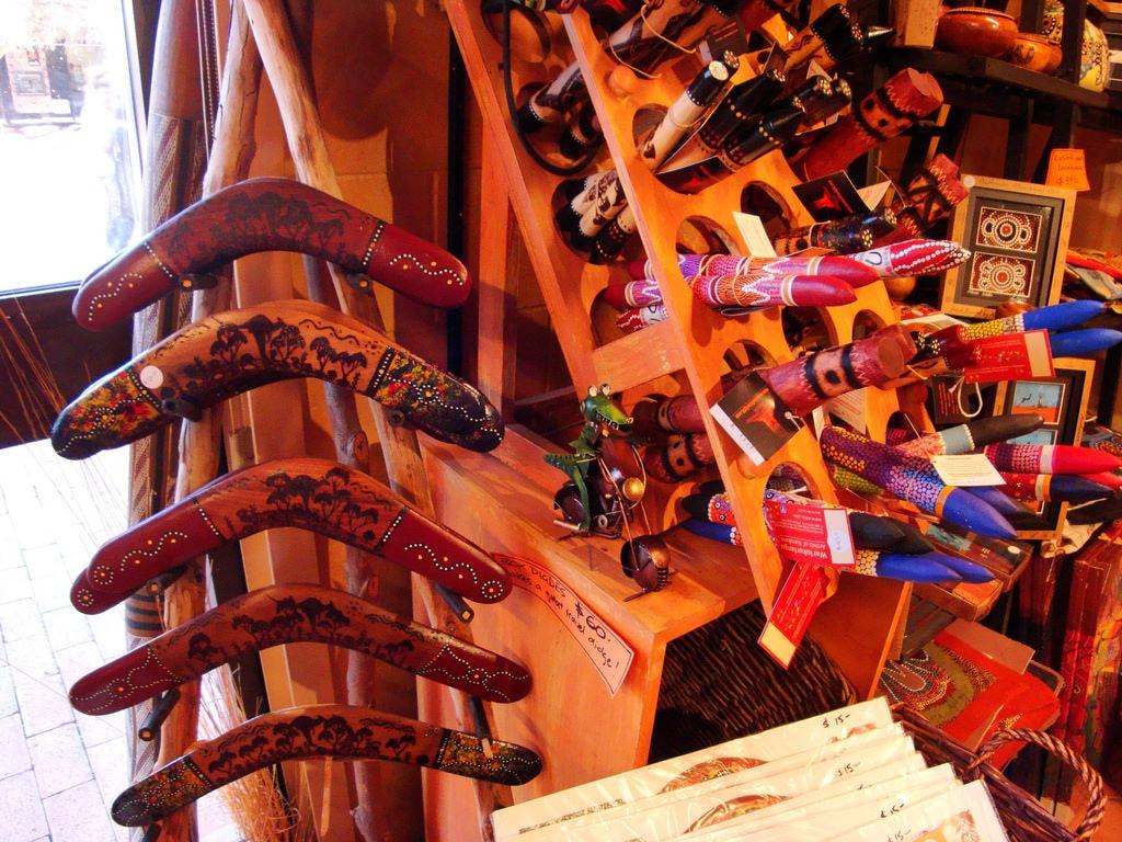 Tourist boomerangs | © Alberto/Flickr