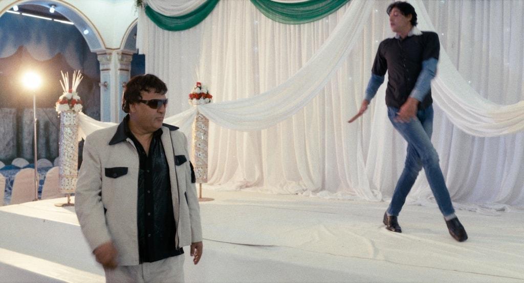 'The Prince of Nothingwood': Shaheen Ali (left) and Qurban Ali (Right)   © Vertigo Films
