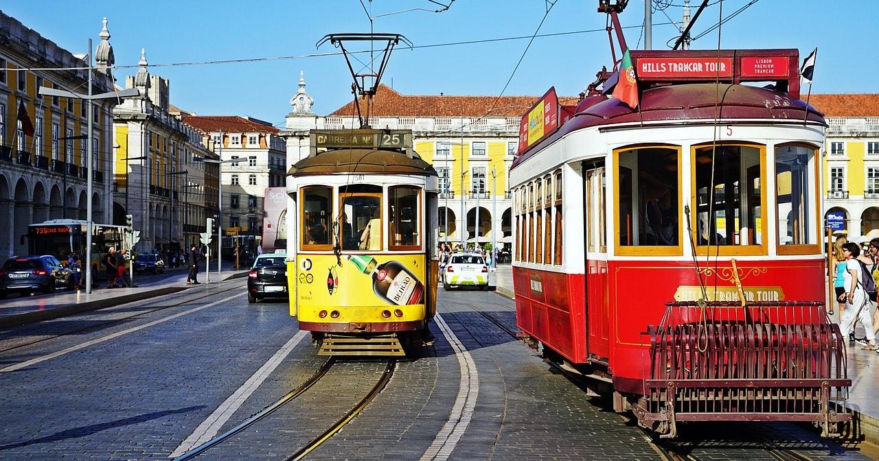 Lisbon CC0 Pixabay