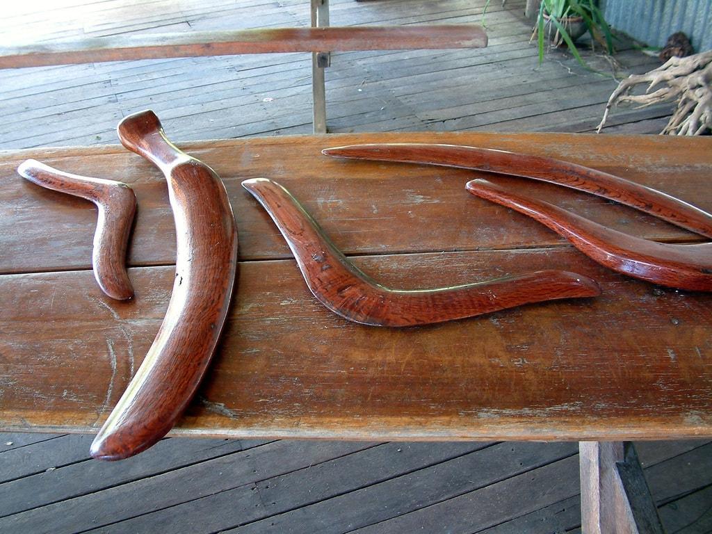 Types of boomerangs | Wikimedia Commons