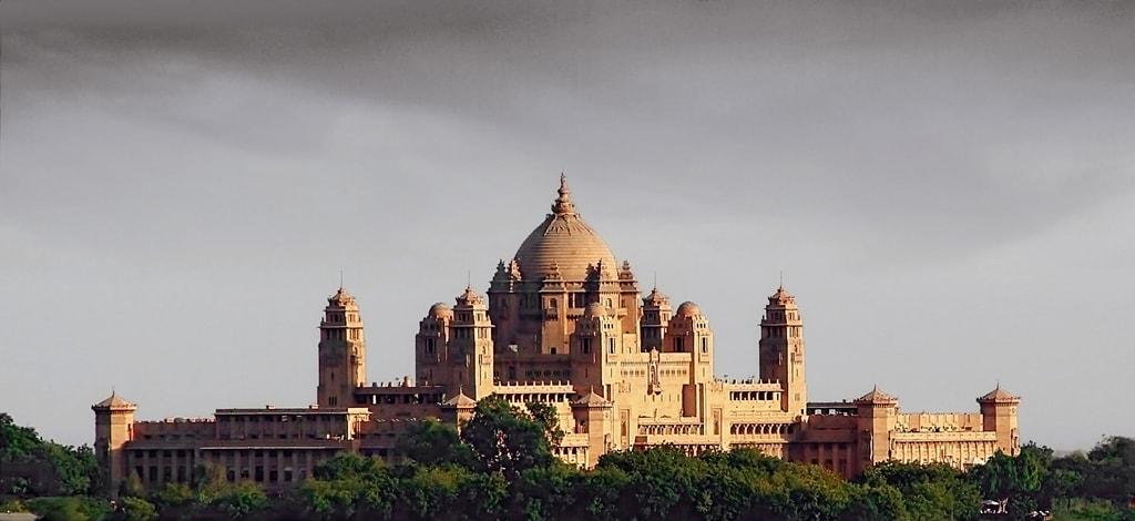 Umaid Bhavan Palace, Jodhpur | © Ankit khare /WikimediaCommons