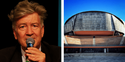 David Lynch | © Gabriel MarchiFlickr, Auditorium | © matswaltin/Instagram