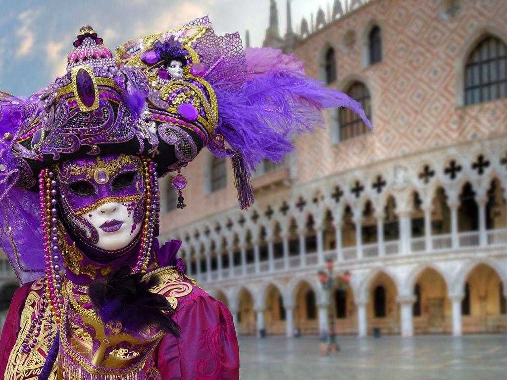 Venice's Carnevale | public domain / Pixabay