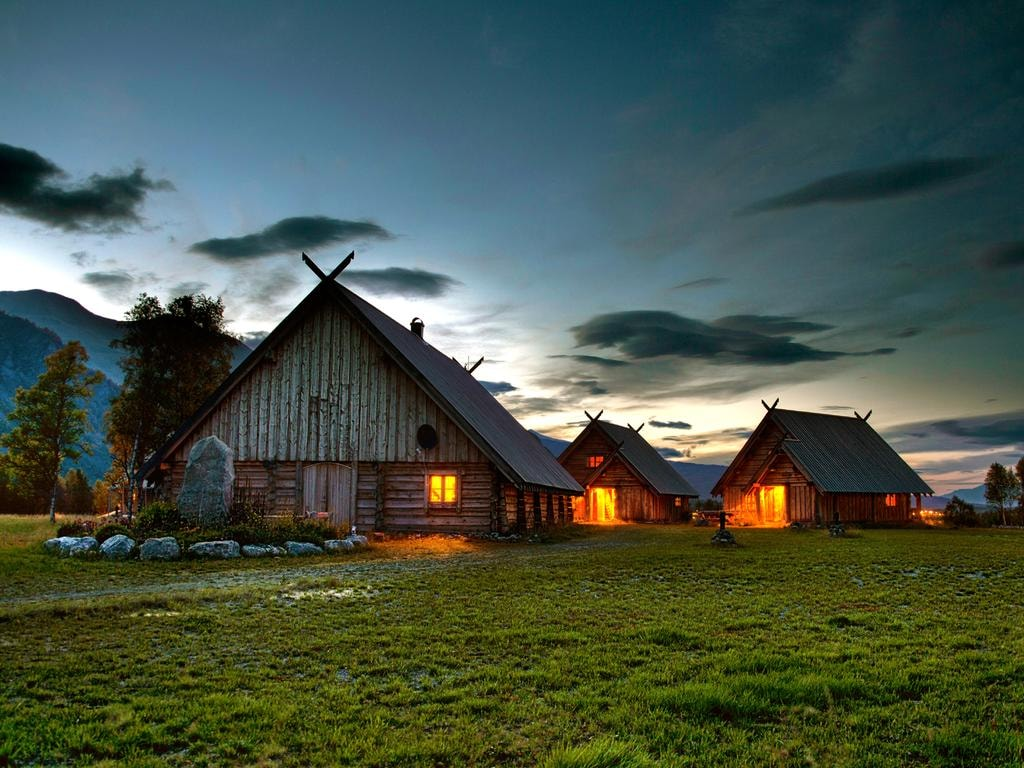 Awe Inspiring 12 Of Norways Most Cosy Log Cabins Interior Design Ideas Clesiryabchikinfo
