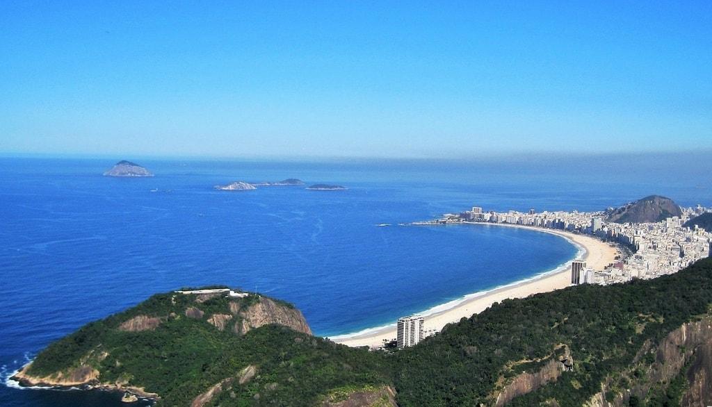 vThe coast of Rio de Janeiro | © Pixabay