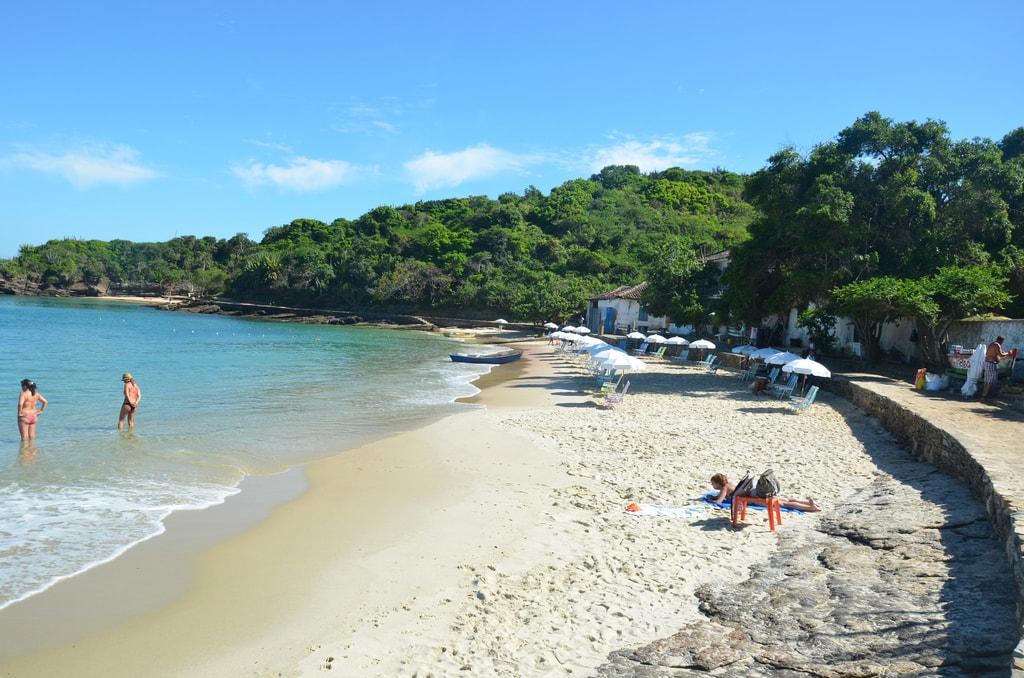 Azeda Beach  © Rodrigo Soldon/Flickr