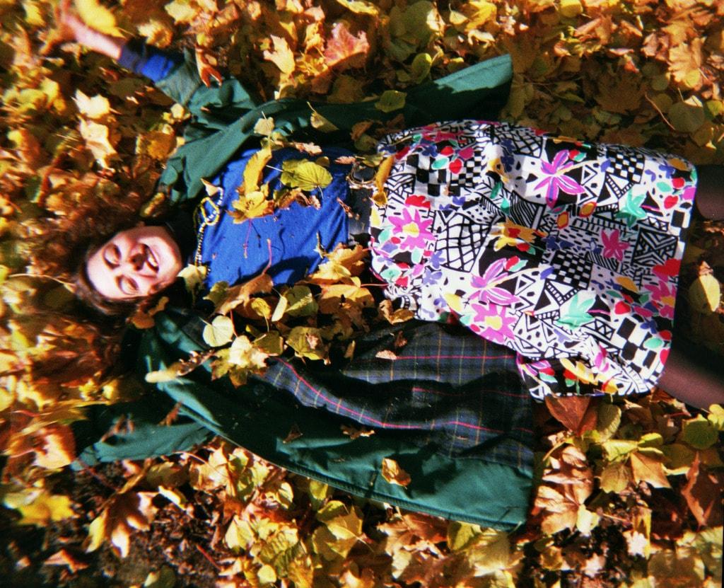 Autumn in Berlin   Courtesy of Dayna Gross