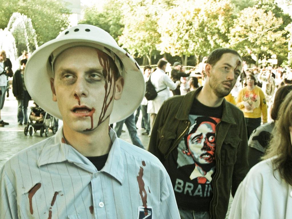 Zombies in Seattle | © Russell Bernice / Flickr