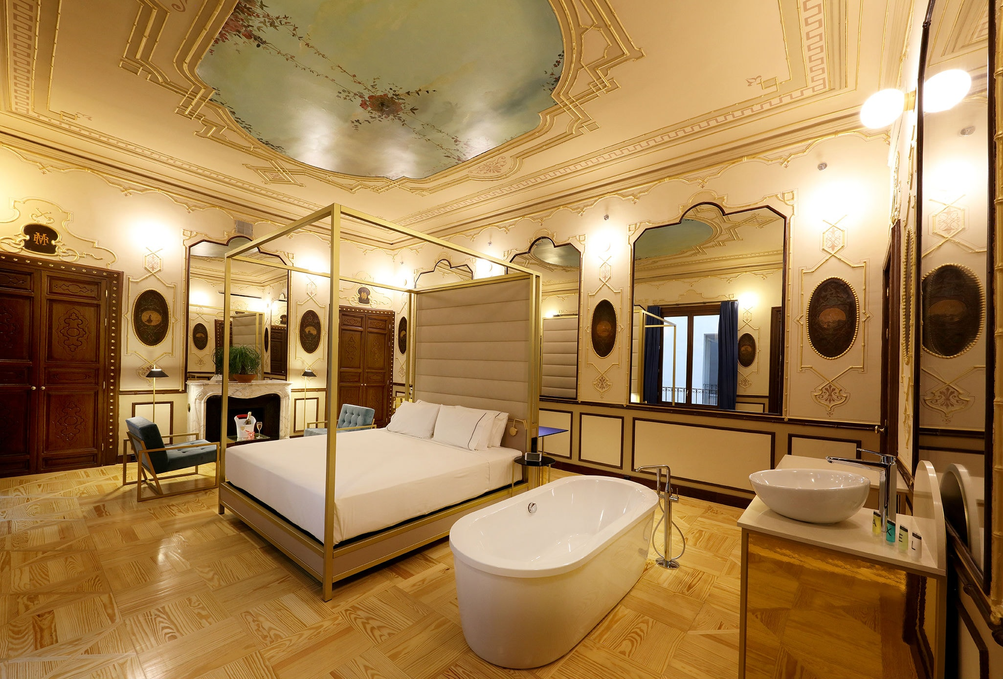The Quirkiest Places to Stay in Madrid in Autumn