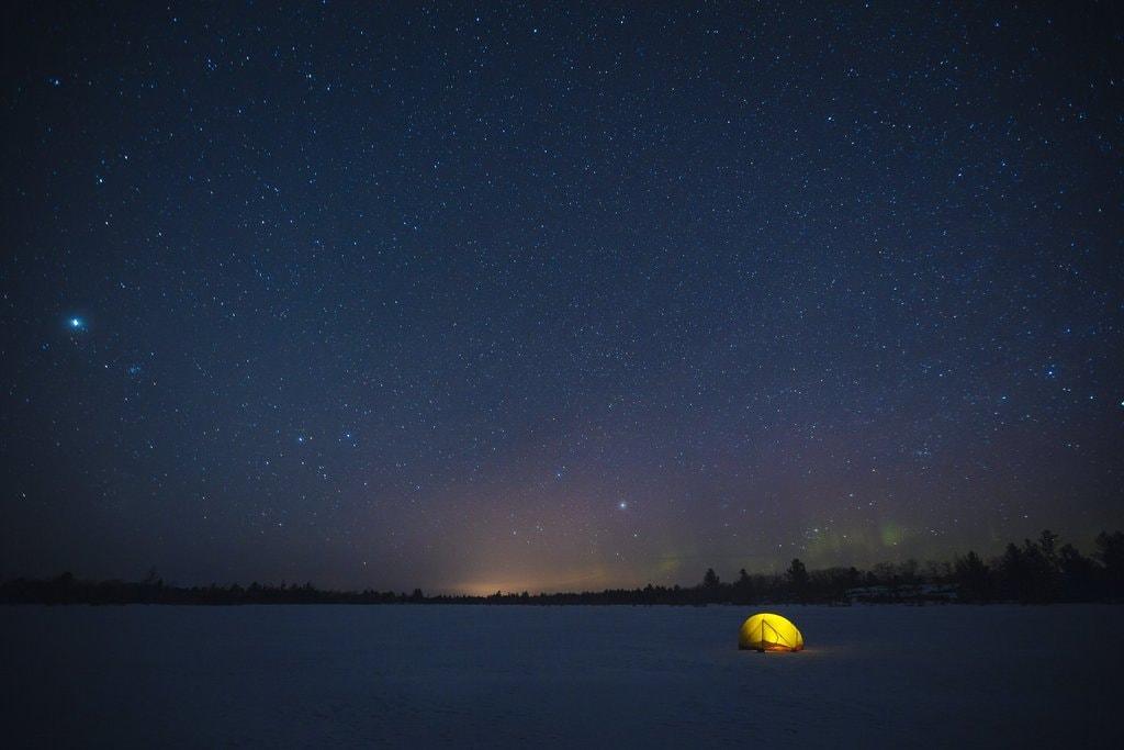 Stargazing at Torrance Barren   © OTMPC